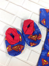Superman Red & Blue Onesie