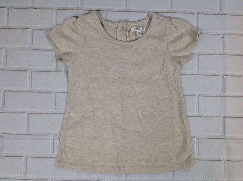 TAHARI OATMEAL Top