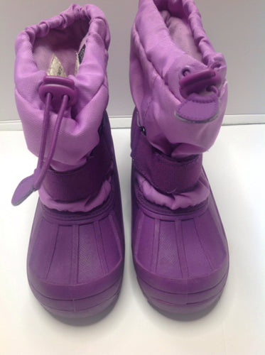 THERMOLITE Purple & Pink YG Footwear Snowboots