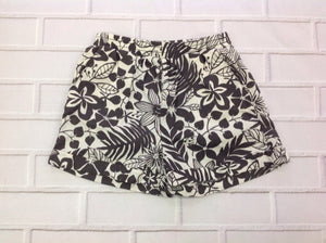 Tea GRAY PRINT Shorts