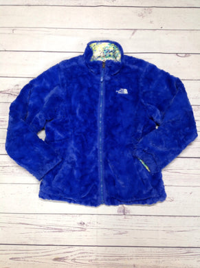 The North Face Blue Print Jacket