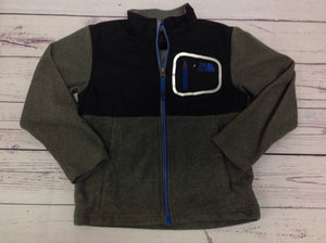 The North Face Gray & Blue Jacket
