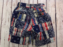 The Place Multi-Color Patriotic Shorts
