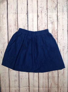 The Place Navy Skirt