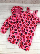 The Place PINK PRINT Snowsuit