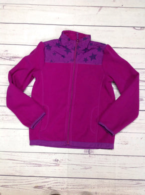 The Place Purple Print Jacket