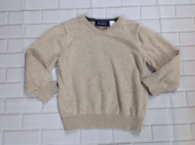 The Place Tan Sweater