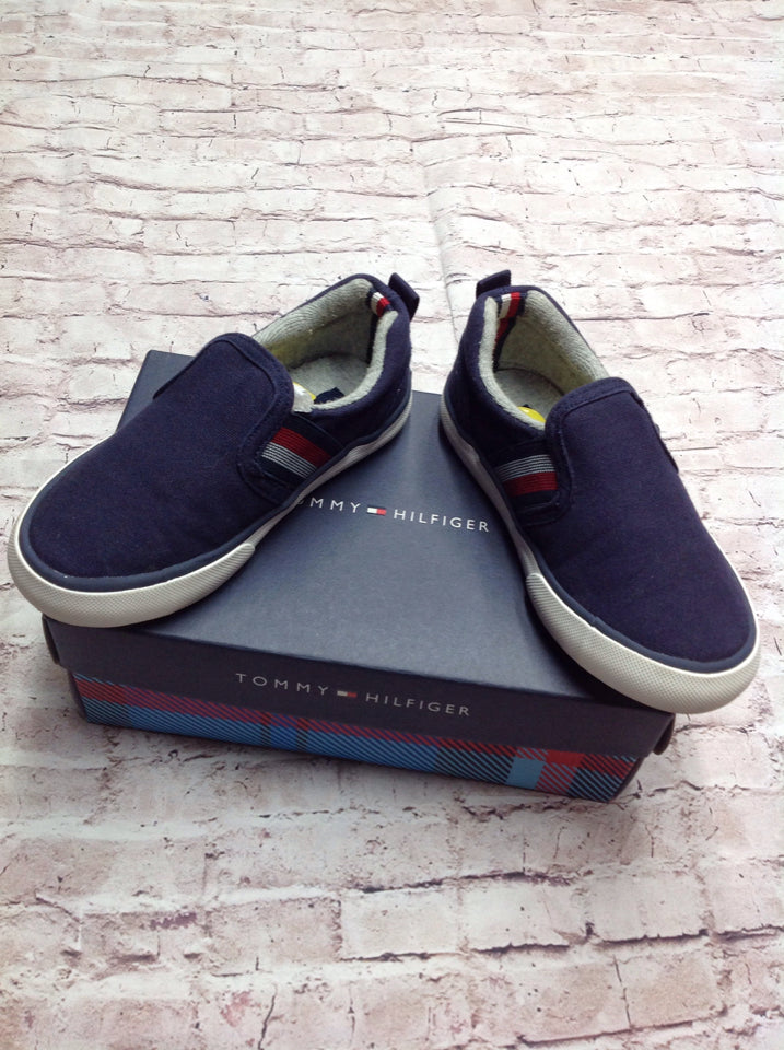 Tommy Hilfiger Blue Sneakers