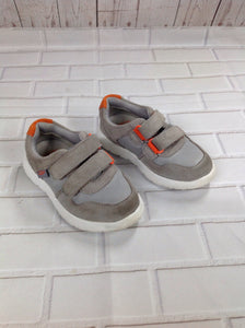UGG GRAY & ORANGE Shoes