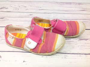 UMI Pink & Orange Shoes