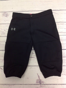 Under Armour Black & Pink Pants