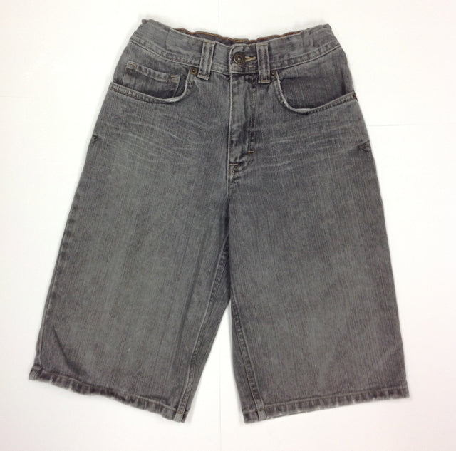 Urban Pipeline Gray Solid Shorts