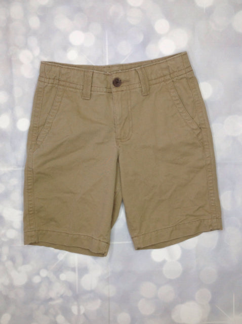 Urban Pipeline Tan Solid Shorts