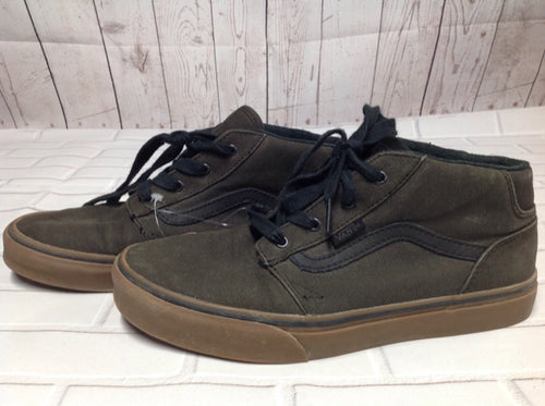 Van Dutch Hunter Green Sneakers