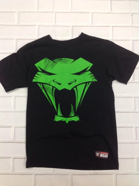 WWE Black & Green Top