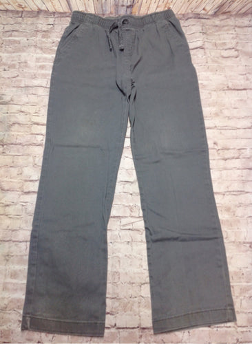 Wonder Nation Gray Solid Pants