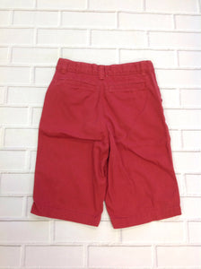Wonder Nation Red Solid Shorts