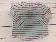 Xhilaration Gray & Pink Top