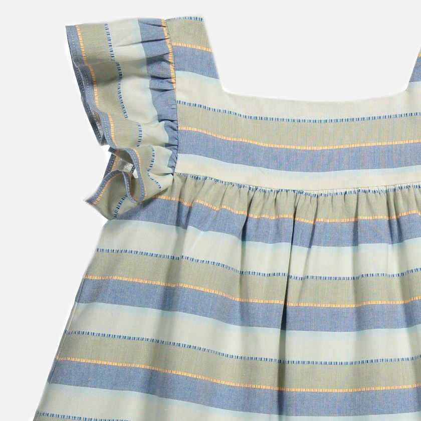 Kleid Stripes and Frills