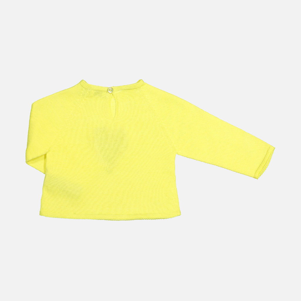 Pulli Yellow Love