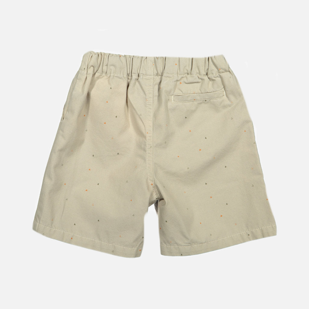 Shorts Beige Triangle