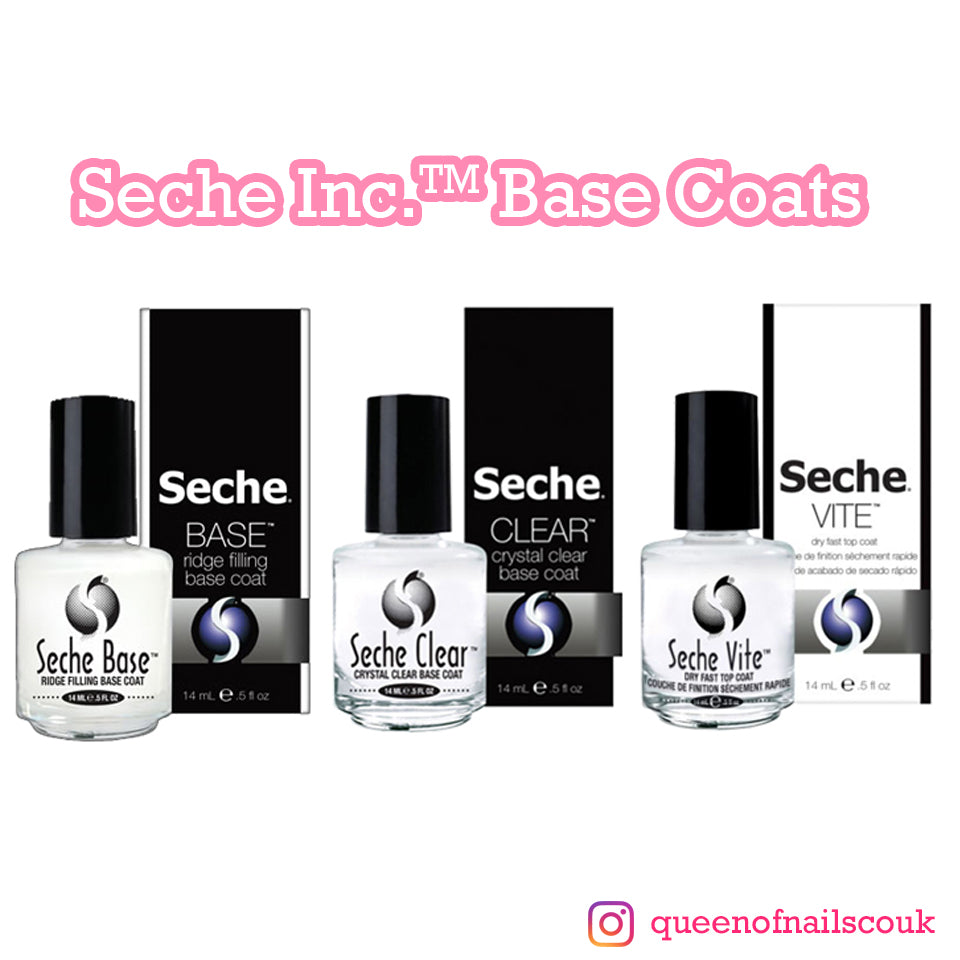 Seche Inc.TM Base Coats