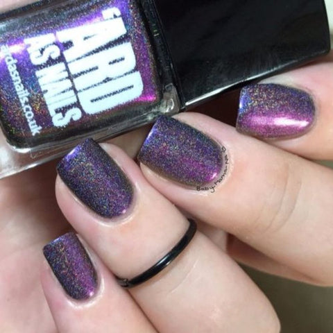 Holographic Polish - ARD as Nails