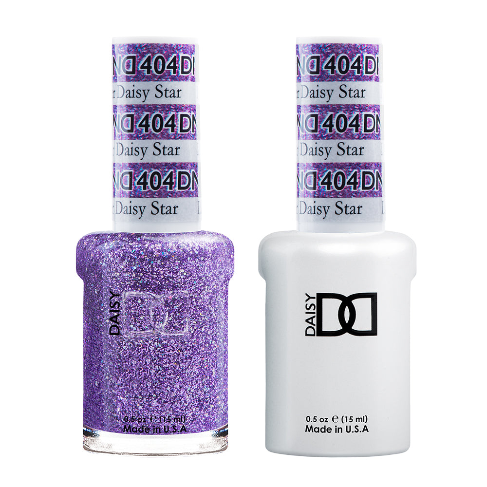 Lavender Daisy Star-DND-UK-Wholesaler-Supplier-queenofnailscouk