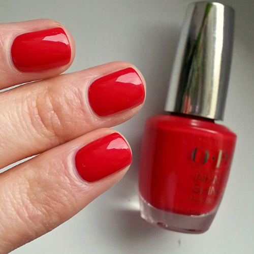 Unequivocally Crimson - Infinite Shine - OPI 15ml