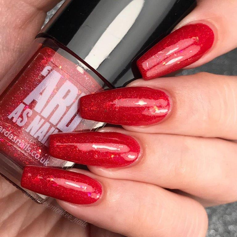 You've Got Red On You-Ard As Nails-UK-Wholesaler-Supplier-queenofnailscouk