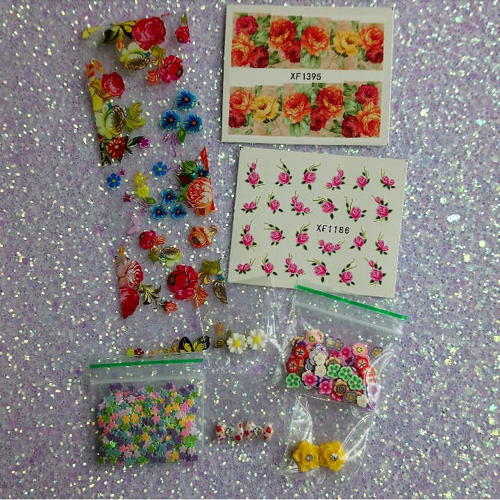 Floral 2-Nail Art Kits-UK-Wholesaler-Supplier-queenofnailscouk