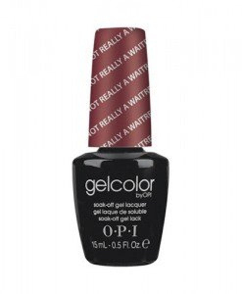 I'm Not Really A Waitress-OPI GelColor-UK-Wholesaler-Supplier-queenofnailscouk