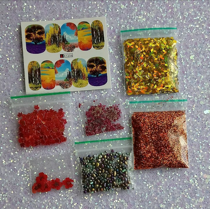 Nature-Nail Art Kits-UK-Wholesaler-Supplier-queenofnailscouk