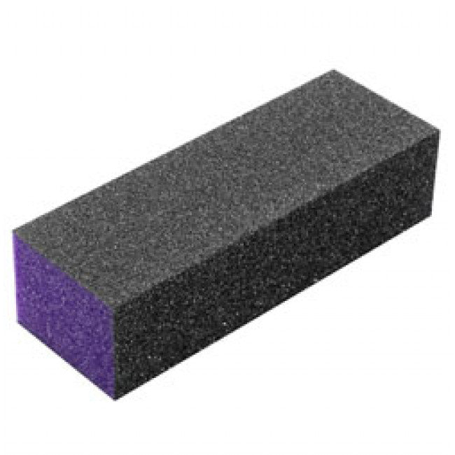 Purple 3 way Sanding Nail Block - The Edge
