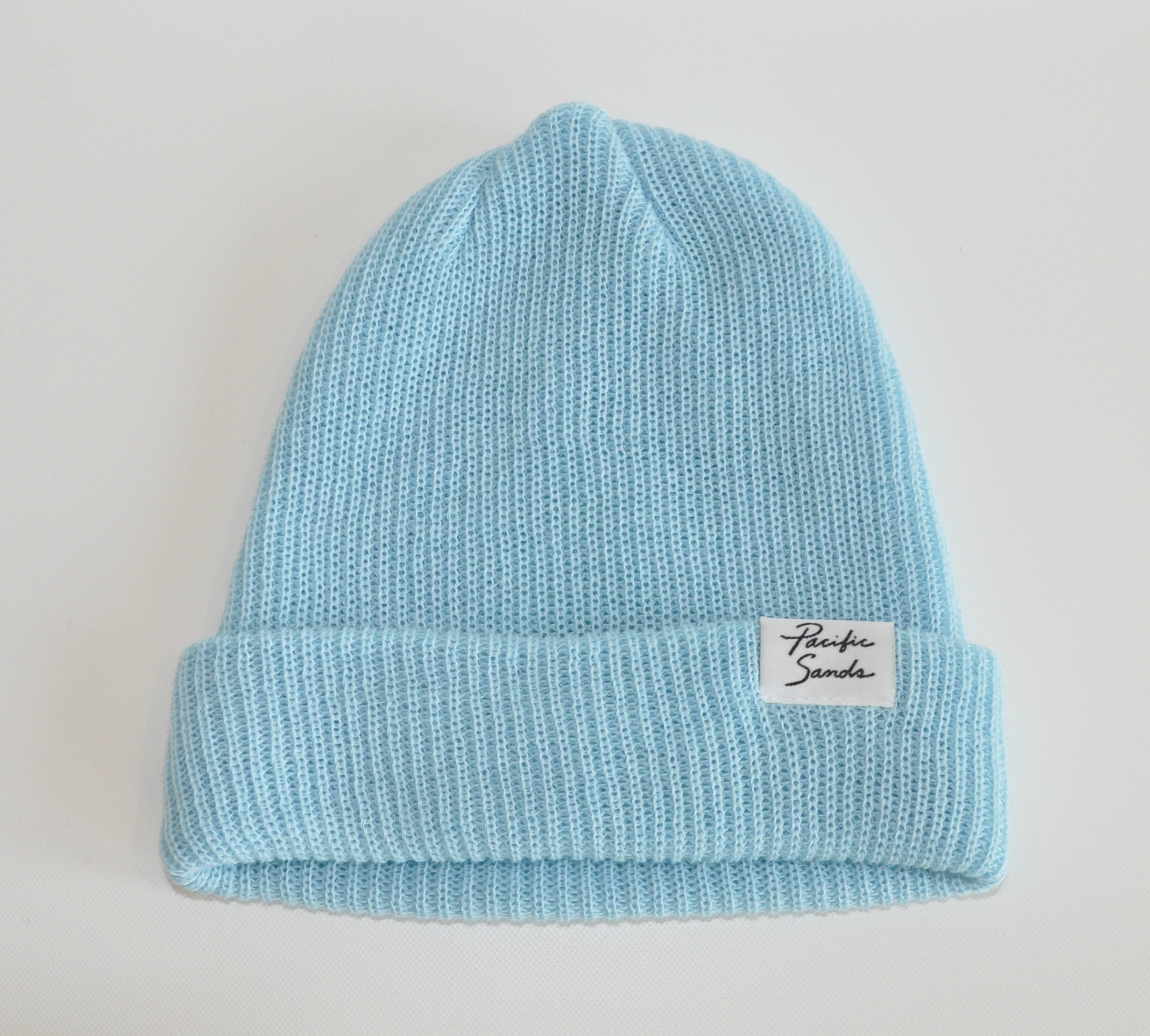 Pacific Sands Baby Blue Beanie / Toque