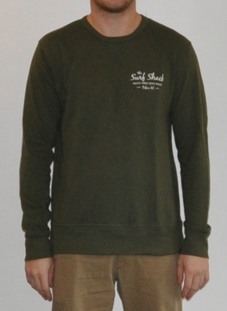 Pacific Sands Beach Resort Army Sweatshirt