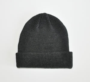 Pacific Sands Black Beanie / Toque