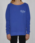 Surf Shack Sweater - Womens - Blue