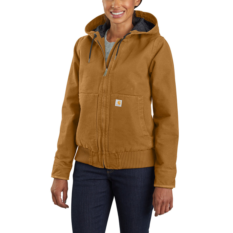 104053 - Carhartt Women's Washed Duck Active Jacket