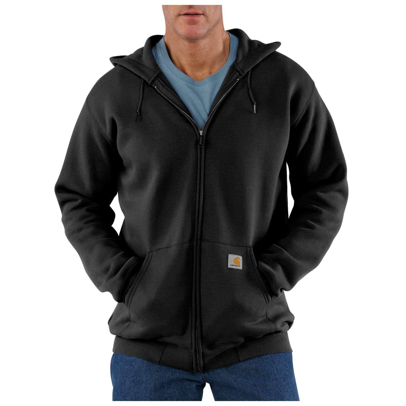 K122 - Carhartt Midweight Hooded Zip-Front Sweatshirt (Stocked In Canada)