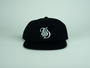 Logo Hat (BLACK/WHITE)