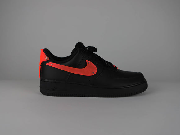 Frosted Thermoformed Acrylic AF1 (Women Sizing) (Black)