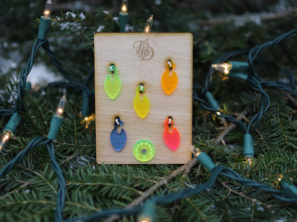 String Light Lace Charms