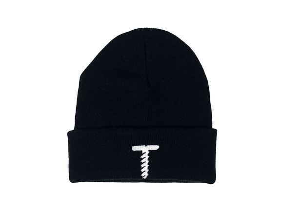 T Screw Beanie