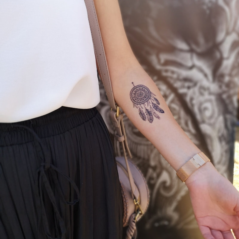 Temporäre Tattoos Temporary Tattoos Klebetattoos Faketattoos Tattlook