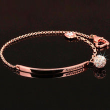 Luxury Charm Bracelet - Rosetta Sterling