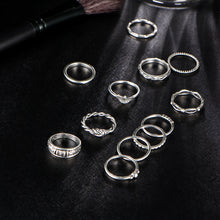 Madeline Ring Set - Rosetta Sterling