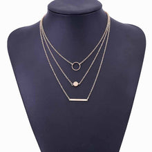 Clement Layered Necklace - Rosetta Sterling