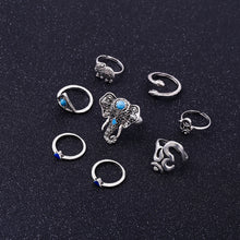 Elle Ring Set - Rosetta Sterling