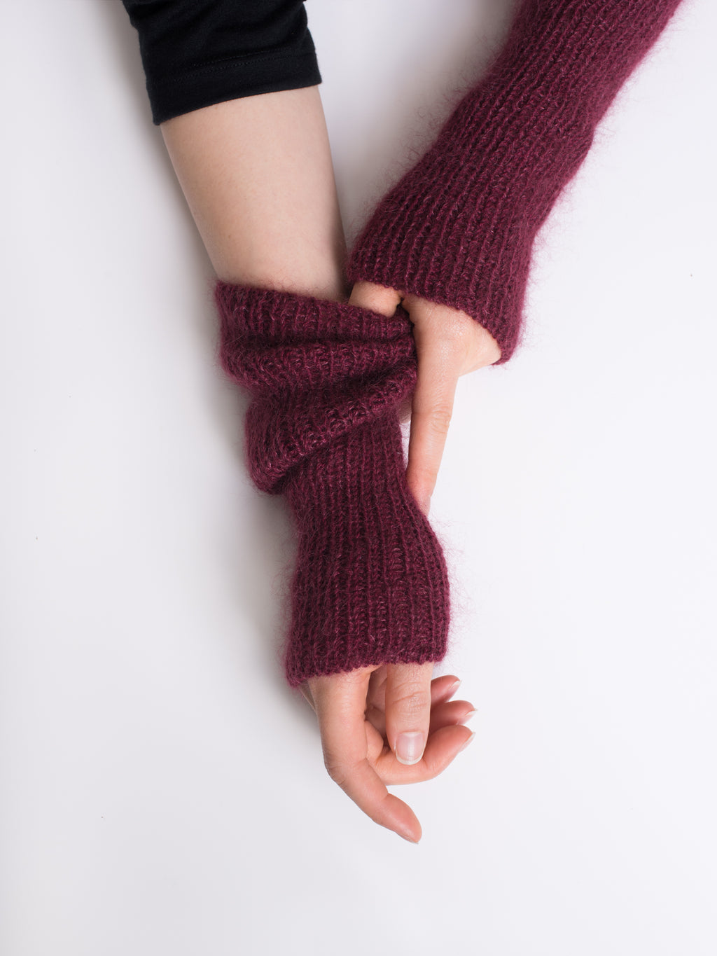 Coda Arm Warmers Pattern